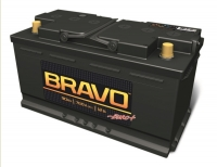 Аккумулятор Bravo 90 А EN 760A R+