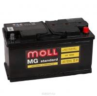 Аккумулятор Moll standard  105 А EN 920A R+