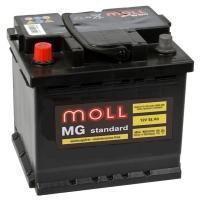 Аккумулятор Moll standard  55 А EN 480A R+ L1