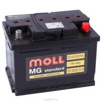 Аккумулятор Moll standard  62 А EN 600A R+