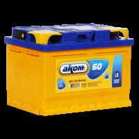 Аккумулятор АКОМ STANDART 60 А EN 590A LB2 R+