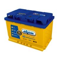 Аккумулятор АКОМ EFB 75 А EN 710A R+