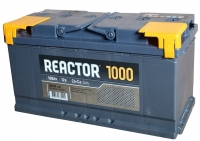 Аккумулятор АКОМ REACTOR 100 А EN 1000A R+