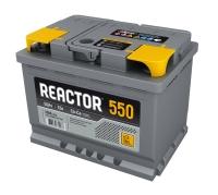 Аккумулятор АКОМ REACTOR 55 А EN 550A L+