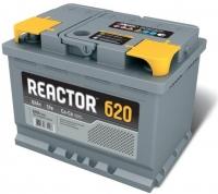 Аккумулятор АКОМ REACTOR 62 А EN 620A R+