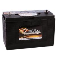 Аккумулятор Deka 1231 XMF 140 А EN 1125A