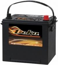 Аккумулятор Deka 586 MF 60 А EN 540A L+ D23