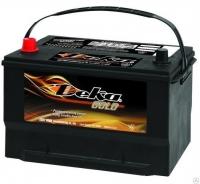 Аккумулятор Deka 665 MF 100 А EN 880A L+ D31 низкий (Ford Explorer)