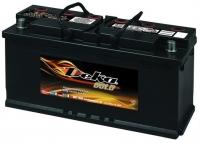 Аккумулятор Deka 695 RMF 105 А EN 850A R+ L6