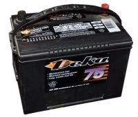 Аккумулятор Deka 734 RMF 100 А EN 800A L+ D26 низкий
