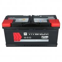 Аккумулятор Fiamm Titanium BLACK 110 А EN 950A R+