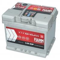 Аккумулятор Fiamm TitaniumPro 50 А EN 520A R+ LB1