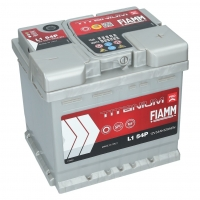 Аккумулятор Fiamm TitaniumPro 54 А EN 540A R+ LB1