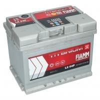 Аккумулятор Fiamm TitaniumPro 64 А EN 610A R+