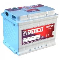 Аккумулятор Mutlu Silver 60 A EN 520 A R+
