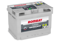Аккумулятор Rombat Tundra 60 А EN 580A R+ LB2