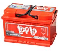Аккумулятор Topla Energy 75 А EN 750A R+