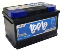 Аккумулятор Topla Top 78 А EN 780A R+ L3