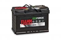 Аккумулятор Fiamm Ecoforce AGM 80 А EN 800A R+