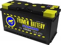 Аккумулятор  Tyumen Battery Standard 100 А EN 790A R+