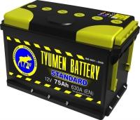 Аккумулятор  Tyumen Battery Standard 75 А EN 630A R+