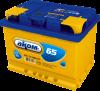 Аккумулятор АКОМ STANDART 65 А EN 580A R+