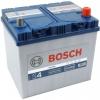 Аккумулятор Bosch S4 Silver 60 A EN 540 A R+ D23 /560 410 054