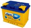 Аккумулятор АКОМ STANDART 60 А EN 520A L+