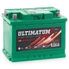 Аккумулятор АКОМ Ultimatum 60 А EN 550A R+