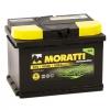 Аккумулятор Moratti 60 А EN 600A L+ LB2