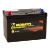 Аккумулятор Moratti  Asia 100 А EN 850A R+ D31