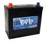 Аккумулятор Topla Top Jis 45 А EN 400A R+ B24
