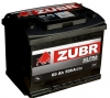 Аккумулятор ZUBR Ultra 60 A EN 500 A R+